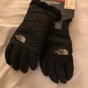 The North Face Woman's MOSSBUD Gloves XS